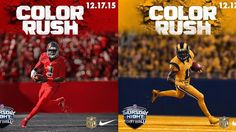 Rams-Bucs Color Rush jerseys look like condiments 15ea022be