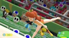 For the first time ever, princess daisy is finally getting her own sexiest attention, similar to peach! Sexy Daisy- A New Introduction Mario Princess Daisy, Super Princess Peach, Luigi, Super Mario Bros, Video Game Memes, Video Games, Princesa Daisy, Mario Kart 8, Sonic