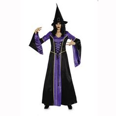 burda style, Schnittmuster für Halloween - Zauberhaftes Kleid für die Wahrsagerin
