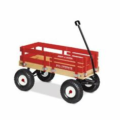 Radio Flyer All-Terrain Cargo Wagon: Amazon.ca: Jeux et Jouets