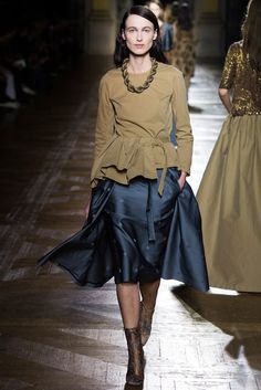 Dries Van Noten | Fall 2015 Ready-to-Wear Collection | Style.com