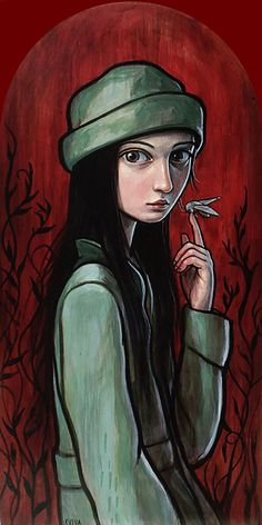 """Moth"" par Kelly Vivanco"