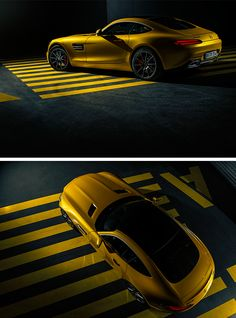 The Mercedes-AMG GT S in Rotterdam photographed by Gijs Spierings. [Mercedes-AMG GT S | combined fuel consumption 9.6-9.4 l/100km | combined CO2 emission 224-219 g/km | http://mb4.me/efficiency_statement]