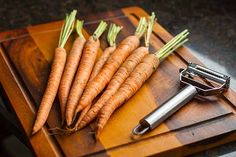 Making simple better: Cinnamon Honey Glazed Grilled Carrots Grilled Carrots, Honey Glaze, Honey And Cinnamon, Make It Simple, Weber Grills, Grilling, Vegetables, Inspiration, Food
