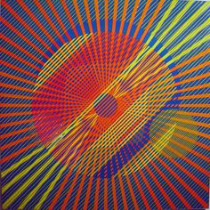 Op Art | ... op art and o k is the op artist par excellence is never intended as a