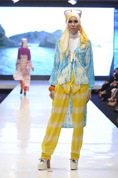 Dian Pelangi, Fall-Winter 2013, Jakarta, Womenswear