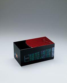 八島房子 螺鈿蒔絵箱「魅せられて…」