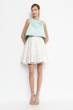Erin Fetherston Resort 2015 - Collection - Gallery - Look 1 - Style.com