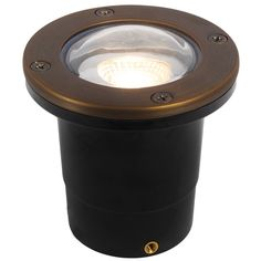 In Ground Well Light PGC3B - Low Voltage 12 volt / 120 volt (PGC3B) by AQL