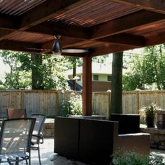 The wooden pergola is a good solution to add beauty to your garden. If you are not ready to spend thousands of dollars for building a cozy pergola then you may devise new strategies of trying out something different so that you can re Wooden Pergola Kits, Wood Pergola, Pergola Canopy, Outdoor Pergola, Pergola Plans, Pergola Ideas, Arbor Ideas, Pergola Shade, Pergola Swing