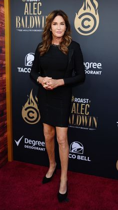 Caitlyn Jenner at the Comedy Central 'Roast of Alec Baldwin' in Beverly Hills, California, 2019 Robert Kardashian, Kourtney Kardashian, Longest Marriage, Human Rights Campaign, Celebrity Plastic Surgery, Bruce Jenner, Alec Baldwin, Comedy Central, Celebs