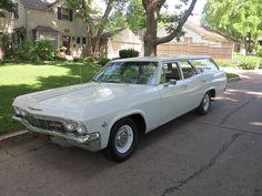 Chevrolet Biscayne Wagon 1965.