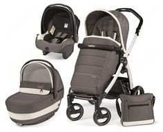 Peg Perego baby buggy  Book S Completo Modular Pop Up S Ascot - White   Ot Brendon 802€