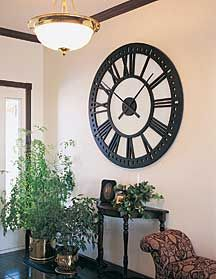 1000 Images About Wall Clocks On Pinterest Large Wall