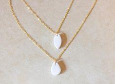 DIY Necklace  : DIY Clay Bead Necklaces