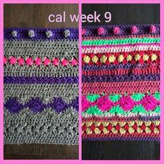 Cal-dekens...9 weken