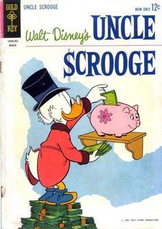 #unclescrooge #comics #disney #picsou #donald
