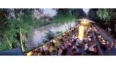 Feierabend: Die coolsten Open-Air-Locations im Land - freizeit.at Open Air, Vienna, Restaurants, Viajes, Restaurant