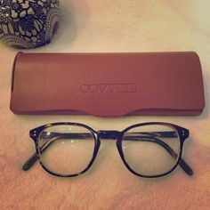 Like new Oliver people glasses frame Like new Oliver people tortoise glasses frames. Super cute and light weight, thin frame. I barely used it (I normally wear contacts) & now I got lasik. Comes with case but no cleaning cloth. Your local optometrist should be able to replace the lens. Frame size 49x21. (My optometrist recommended these for Asian nose bridges in particular) Oliver Peoples Accessories Glasses