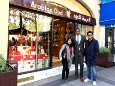 Loving Oudh In Paris!  Throwback to the #Travelogue in the city of love, PARIS! <3  Parfum Plus loves all forms of exposure when it is about the perfumes! Have a look at our Oudh trip!  #ParfumPlusTravels #Travelogue #OudhTrip #Paris #CityOfLove #LoveAndFragrance #AllAboutOudh