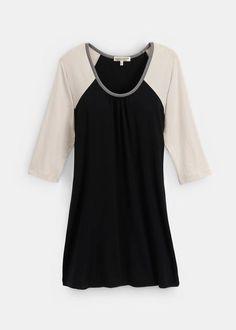 Colorblock Fairfield Dress | Rodale's
