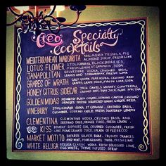 What's your favorite Cleo cocktail?