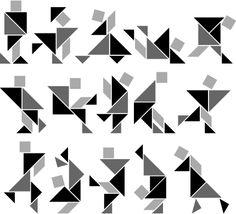 tangram-men
