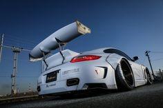 #LibertyWalk Body Kit For Porsche 997 #Porsche Tuning www.asautoparts.com