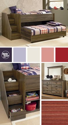 Extra Storage for a Bedroom - Yes! - Youth and Kids - iKidz Rooms