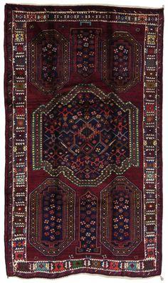 Gabbeh - Bakhtiari Persialainen matto 258x148