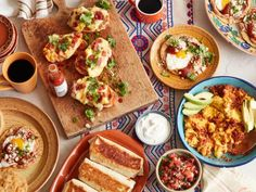 Spice up your mornings with Food Network Kitchen's fresh takes on classic Mexican breakfast dishes like chilaquiles and huevos rancheros.