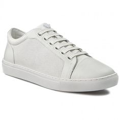 Sportcipő ARMANI JEANS - C6547 75 F1 White
