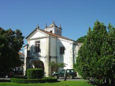 Igreja de Santa Maria da Alcáçova, Santarém,Portugal