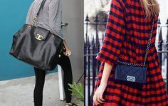 Das absolute Must-Have in jedem Kleiderschrank: die schwarze Handtasche