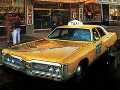Plymouth Fury I Sedan Taxi '1972 http://en.autowp.ru/category/taxi/page12