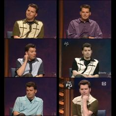 Brad Sherwood....one of my fave Whose Line guys.