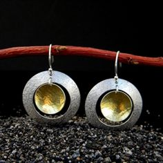 Picture of Saturn Earrings