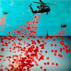 Feliz día de San Valentín !!!!! (This social photo was created using Pixplit. Get it for free on www.pixplit.com/download)