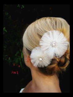 Tendências para 2011: o que será moda no penteado da noiva | Gabi Chanas