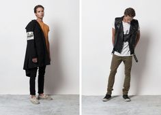 THE/END Spring/Summer 2014 Collection