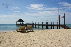We have the perfect spot waiting just for you #SecretsAura #Cozumel #vacation