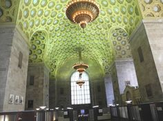 The 5 most beautiful ceilings in the world