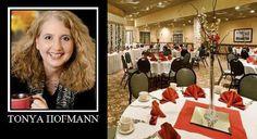 Women of Splendor  4-Seasons of Success Conference Winter 2013: Dec 11th, 2013, Dallas (Richardson)  Theme: Business Wonderland http://www.WomenOfSplendor.com/events Tonya Hofmann, Luncheon Speaker