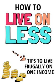 5 practical frugal living tips to help with living frugally on one income. Money saving tips to make the most of your money, budget well and develop good money habits for healthy personal finance. Frugal tips for one income families. Best Money Saving Tips, Ways To Save Money, Saving Money, Frugal Living Tips, Frugal Tips, One Income Family, Money Budget, Baby On A Budget, Financial Stress