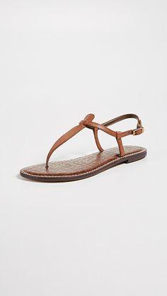 e78c0e6a9 Gigi Flat Sandals. Sam Edelman ...