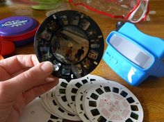 Do you remember these?  Now you can custom design your own 3D reel!  @Image3D #sponsored