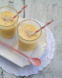Banana Smoothies Recipe on Food & Wine
