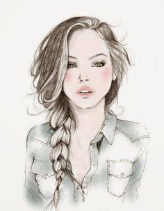 Ilusión… Subo al tren y tomo asiento…frente a mi una chica joven, quizás unos 20 más o menos, pelo largo negro, gafas de vista, vaqueros, camiseta y un enorme desorden a su alrededor&#8…