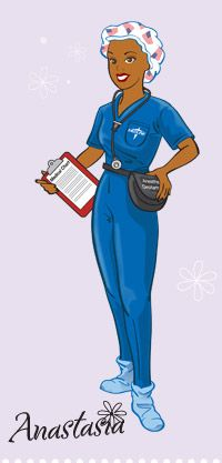 Medline Nurse Anastasia doll is a surgical nurse proudly wearing stars and stripes. Liv Dolls, Barbie, Rn Nurse, Good Luck To You, Bratz Doll, Nursing Clothes, The Visitors, My Passion, Anastasia