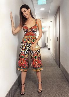 Look do dia: festa da dolce & gabbana outfit African Wear, African Dress, African Fashion, Summer Outfits, Cute Outfits, Summer Dresses, Best Street Style, Casual Looks, Dress To Impress